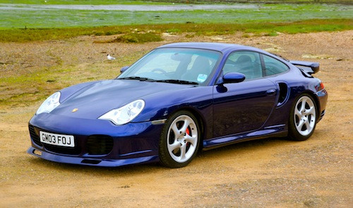 996 blue front angle
